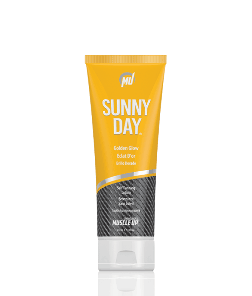 SUNNY DAY: Golden Glow Self-tanning Lotion: