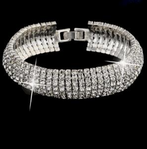 Vintage Crystal Turkish Jewelry