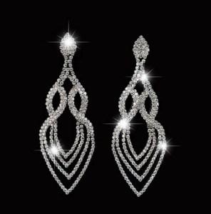 Bijoux platinum Genuine Austrian Crystal